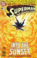Superman Man of Steel Vol 1 64