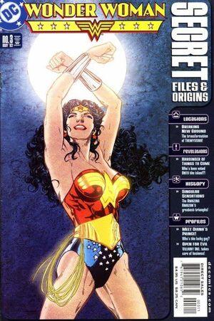 Wonder Woman Secret Files and Origins Vol 1 3