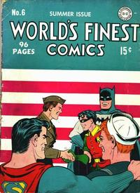 World's Finest Comics Vol 1 6