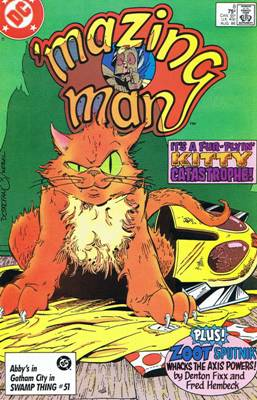 'Mazing Man Vol 1 8