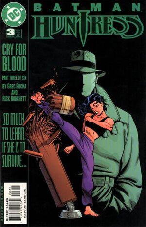 Batman Huntress Cry for Blood Vol 1 3