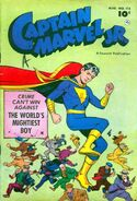 Captain Marvel, Jr. Vol 1 112