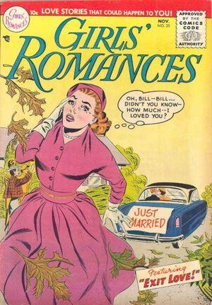 Girls' Romances Vol 1 35