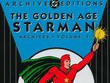 Golden Age Starman Archives Vol 1 1