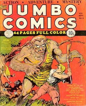 Jumbo Comics Vol 1 9