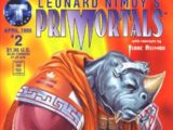 Leonard Nimoy's Primortals Vol 1 2