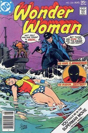 Wonder Woman Vol 1 234