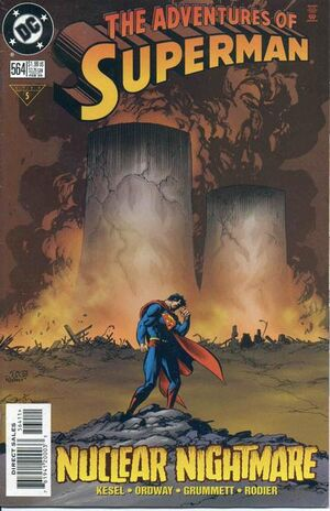 Adventures of Superman Vol 1 564