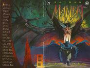 Batman Manbat Vol 1 1