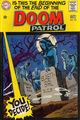 Doom Patrol Vol 1 121