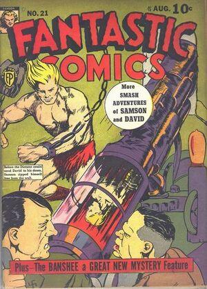 Fantastic Comics Vol 1 21