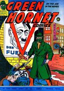 Green Hornet Comics Vol 1 13