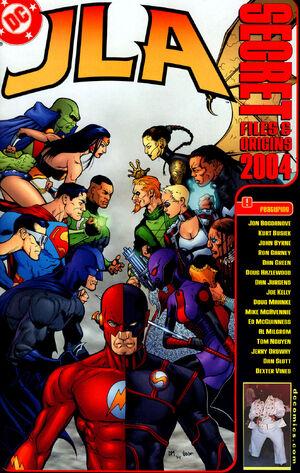 JLA Secret Files and Origins Vol 1 2004