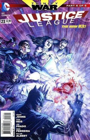 Justice League Vol 2 23