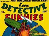Keen Detective Funnies Vol 1 13