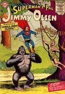 Superman's Pal, Jimmy Olsen Vol 1 10