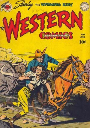 Western Comics Vol 1 3