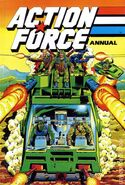 Action Force Annual Vol 1 2