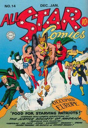 All-Star Comics Vol 1 14