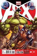 Avengers X-Men Vol 1 1
