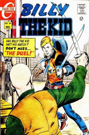 Billy the Kid Vol 1 64