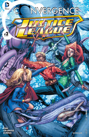 Convergence Justice League Vol 1 2