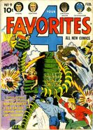 Four Favorites Vol 1 9