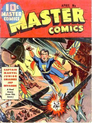 Master Comics Vol 1 25