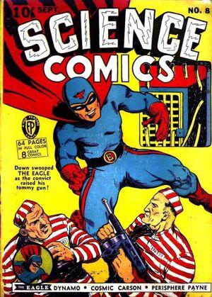 Science Comics Vol 1 8