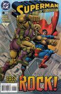 Superman Man of Tomorrow Vol 1 8