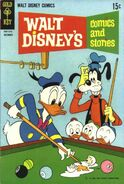 Walt Disney's Comics and Stories Vol 1 339