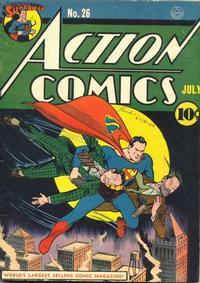 Action Comics Vol 1 26