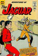 Adventures of the Jaguar Vol 1 6