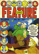 Feature Comics Vol 1 61