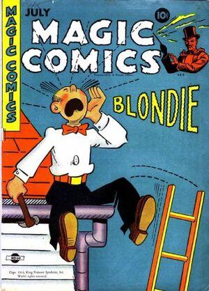 Magic Comics Vol 1 60