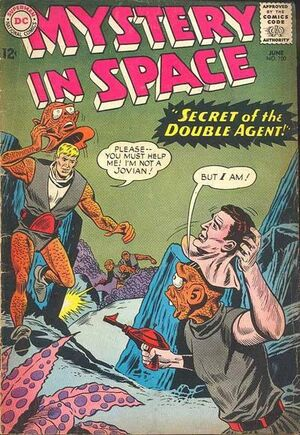 Mystery in Space Vol 1 100