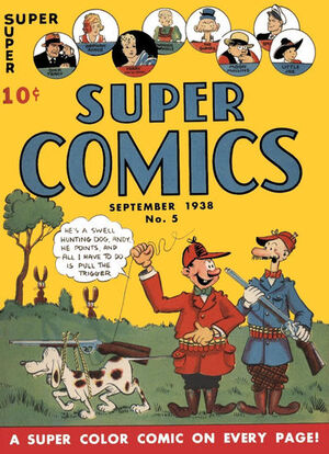 Super Comics Vol 1 5