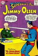 Superman's Pal, Jimmy Olsen Vol 1 22