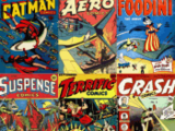 Whirlwind Comics Vol 1
