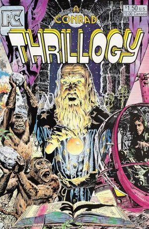 Thrillogy Vol 1 1