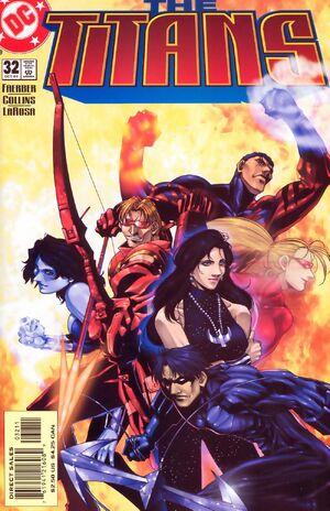 Titans (DC) Vol 1 32