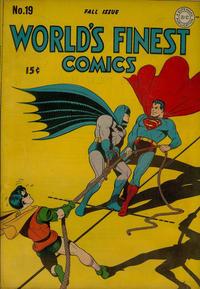 World's Finest Comics Vol 1 19