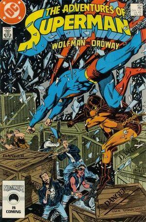 Adventures of Superman Vol 1 434