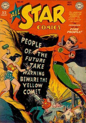 All-Star Comics Vol 1 49