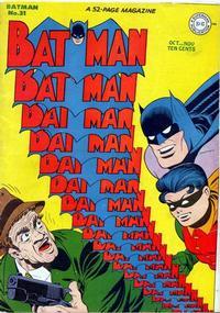 Batman Vol 1 31