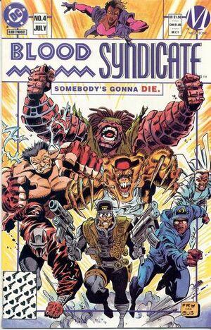 Blood Syndicate Vol 1 4