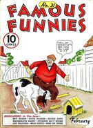 Famous Funnies Vol 1 31