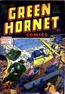 Green Hornet Comics Vol 1 21