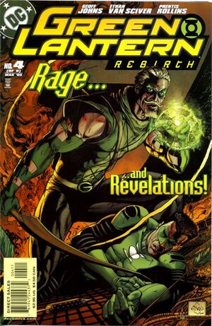 Green Lantern Rebirth Vol 1 4