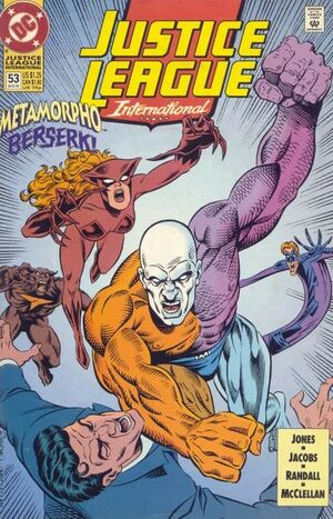 Justice League International Vol 2 53